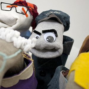 Sock Puppet Sitcom Theater | Colonel Klink SPST Gallery