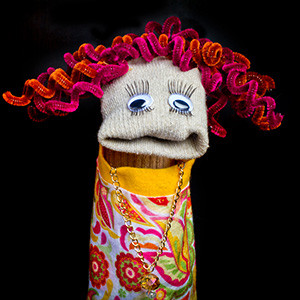 Sock Puppet Sitcom Theater | Edina SPST Gallery
