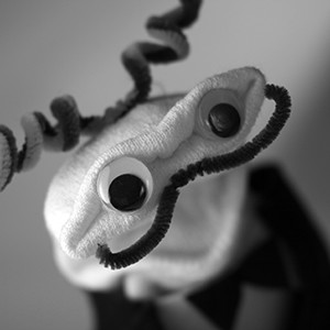 Sock Puppet Sitcom Theater | Frenchie SPST Gallery