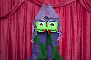 Sock Puppet Sitcom Theater | Cinderella SPST Event
