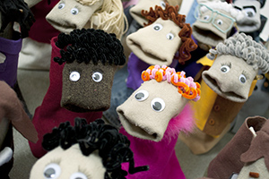 Sock Puppet Sitcom Theater | Sock-A-Con SPST Event